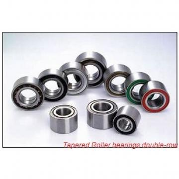 LM961548D LM961511 Tapered Roller bearings double-row