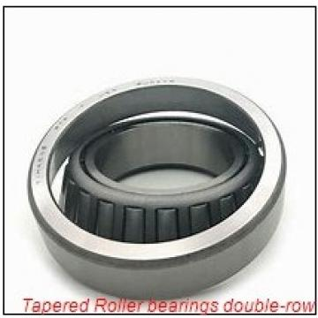 78251D 78537 Tapered Roller bearings double-row