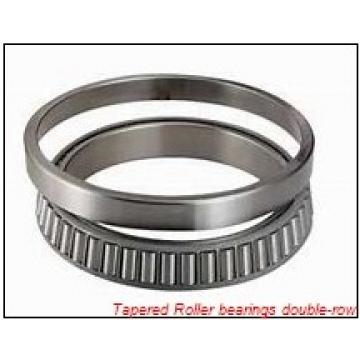 555-S 552D Tapered Roller bearings double-row