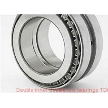 190TDO290-2 Double inner double row bearings TDI