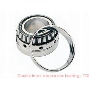 260TDO400-2 Double inner double row bearings TDI