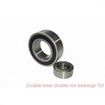 140TDO210-4 Double inner double row bearings TDI