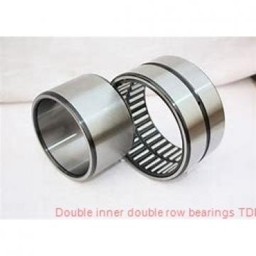 100TDO140-1 Double inner double row bearings TDI