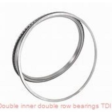 100TD165-2 Double inner double row bearings TDI