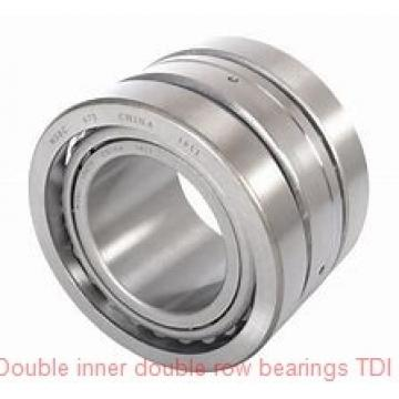200TDO310-3 Double inner double row bearings TDI