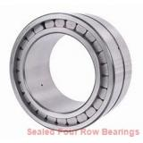 343TQOS457-1 Sealed Four Row Bearings