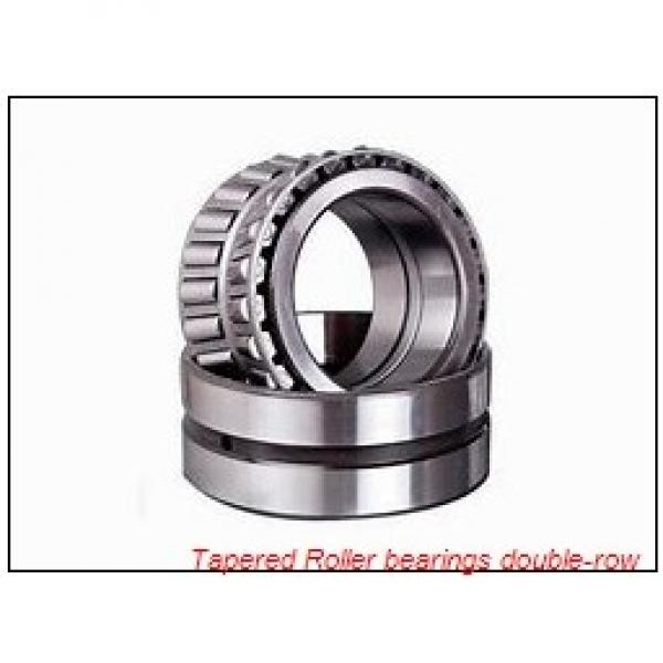 HM256846TD HM256810 Tapered Roller bearings double-row #1 image